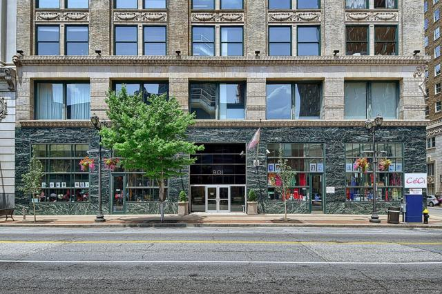 901 Washington Avenue #606, St Louis, MO 63101 (#18066454) :: St. Louis Finest Homes Realty Group