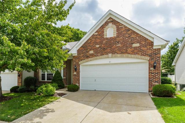 61 Eagle Cove Lane, Saint Charles, MO 63303 (#18066462) :: Clarity Street Realty