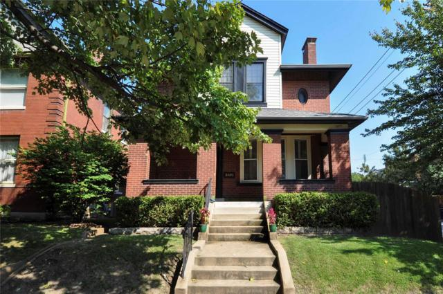 3401 Halliday Avenue, St Louis, MO 63118 (#18066498) :: The Kathy Helbig Group