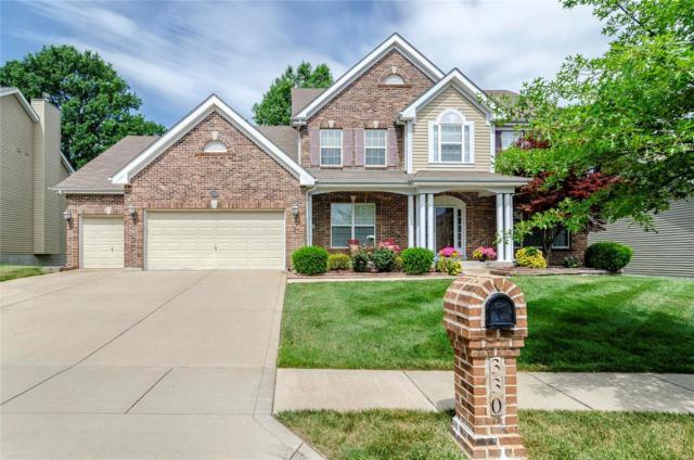 330 Cherry Hills Meadows, Grover, MO 63040 (#18066561) :: Clarity Street Realty