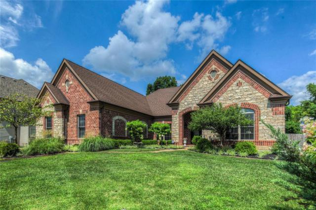 1301 Weidman Manor Court, Unincorporated, MO 63011 (#18066619) :: Clarity Street Realty