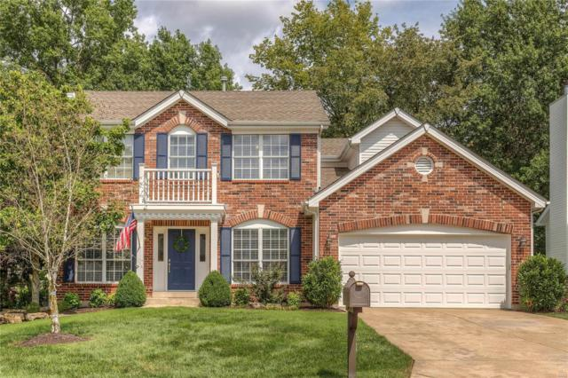 1392 Briar Creek, Saint Charles, MO 63304 (#18066644) :: Clarity Street Realty