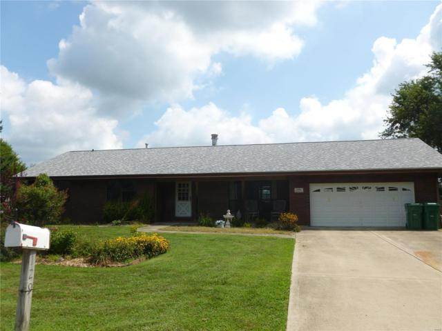 129 Willow Drive, Collinsville, IL 62234 (#18066711) :: Clarity Street Realty
