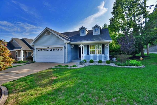 3320 Upper Lakes Estates Dr, Valley Park, MO 63088 (#18066829) :: Sue Martin Team