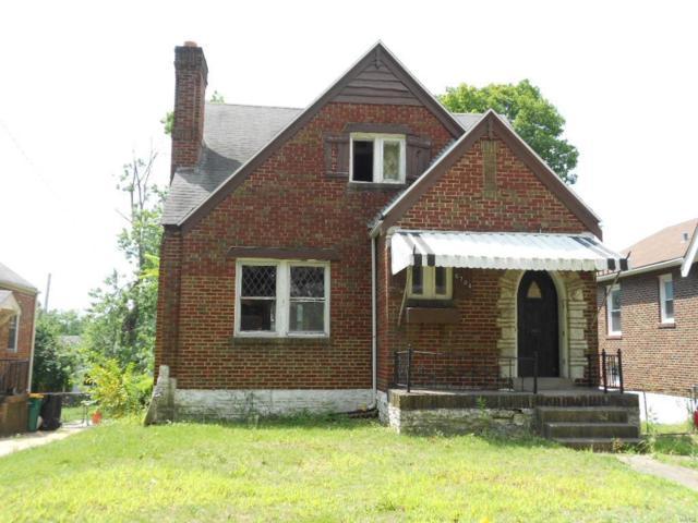 6704 Edison Avenue, St Louis, MO 63121 (#18066863) :: Sue Martin Team