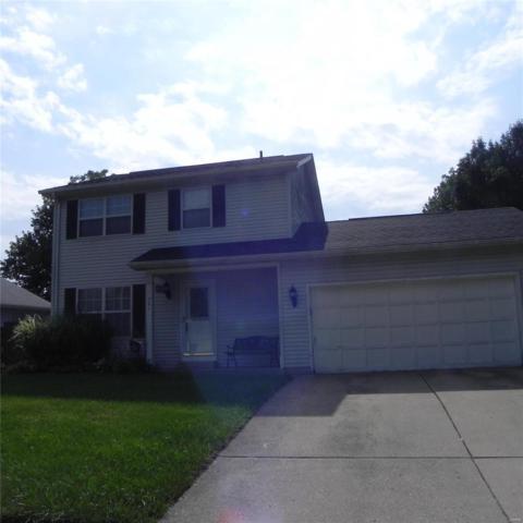 721 Country Oaks Lane, O'Fallon, IL 62269 (#18066884) :: Clarity Street Realty