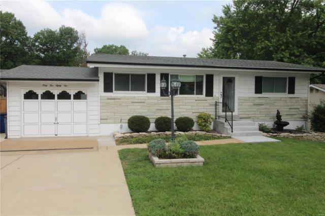 4281 Snelson Drive, Oakville, MO 63129 (#18066895) :: Kelly Hager Group   TdD Premier Real Estate