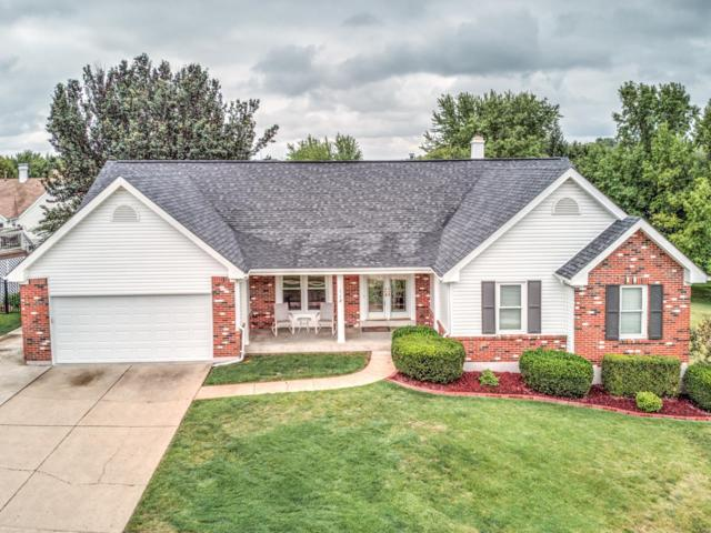 112 Rosebrook Drive, Florissant, MO 63031 (#18067280) :: Holden Realty Group - RE/MAX Preferred