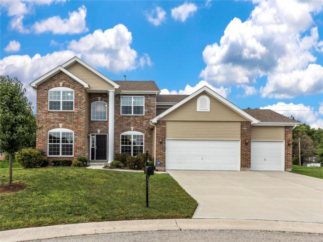 1032 Crooked Stick Drive, Caseyville, IL 62232 (#18067312) :: Fusion Realty, LLC