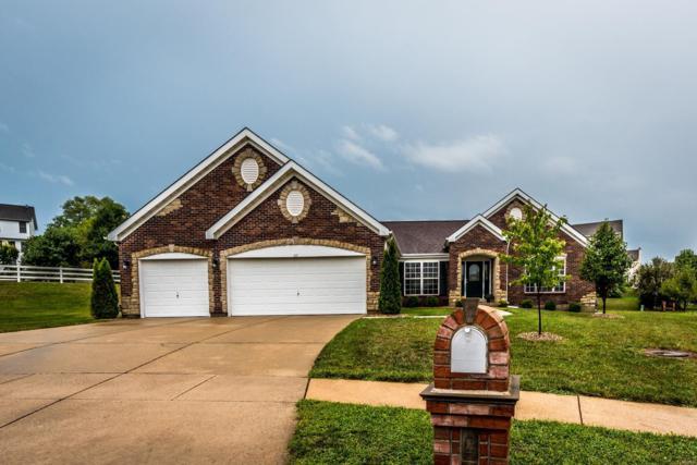 211 Tanner Drive, Wentzville, MO 63385 (#18067686) :: Walker Real Estate Team