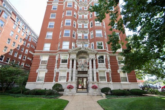 4954 Lindell Boulevard 8-E, St Louis, MO 63108 (#18067703) :: St. Louis Finest Homes Realty Group