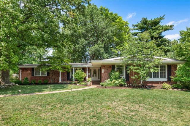 838 Westwood Drive, Ballwin, MO 63011 (#18067833) :: PalmerHouse Properties LLC