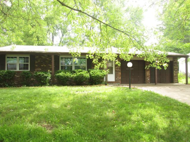 404 Country Meadow Lane, Belleville, IL 62221 (#18067924) :: Fusion Realty, LLC