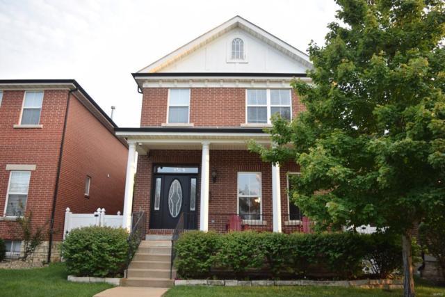 3936 Blaine Avenue, St Louis, MO 63110 (#18069308) :: PalmerHouse Properties LLC