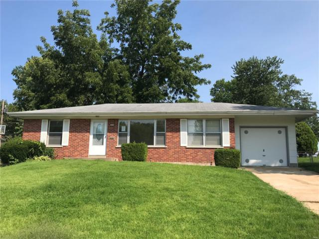 2530 Burbeck Drive, Mehlville, MO 63125 (#18069377) :: The Becky O'Neill Power Home Selling Team