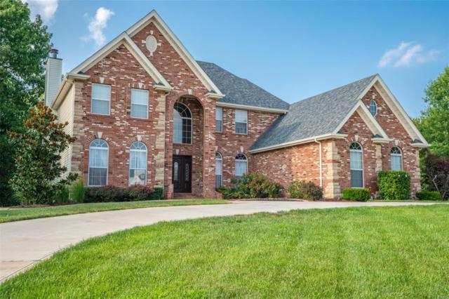 5332 Enchanted Drive, Weldon Spring, MO 63304 (#18069419) :: Kelly Hager Group | TdD Premier Real Estate
