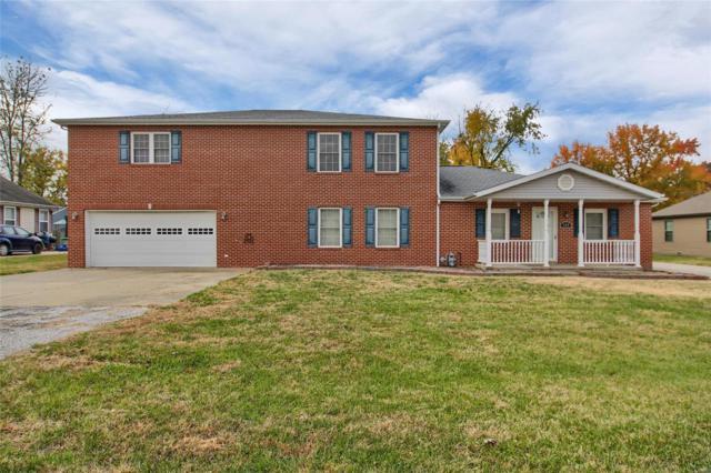 105 S Hickory Street, OKAWVILLE, IL 62271 (#18069450) :: Fusion Realty, LLC