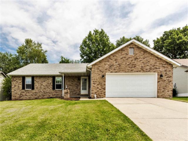 1853 Spruce Hill Drive, Belleville, IL 62221 (#18069456) :: Fusion Realty, LLC