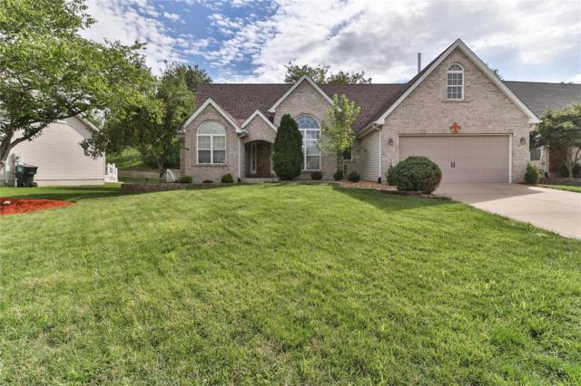 3934 White Rose Lane, Saint Charles, MO 63304 (#18069693) :: St. Louis Finest Homes Realty Group