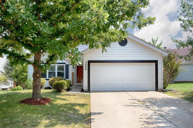1444 Brittany Cove Drive, Saint Charles, MO 63304 (#18069787) :: Clarity Street Realty