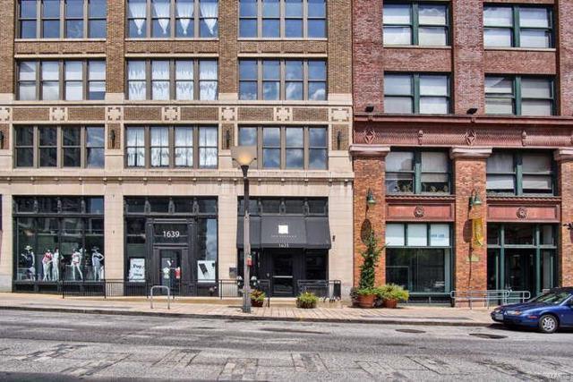 1635 Washington Avenue #902, St Louis, MO 63103 (#18069834) :: RE/MAX Vision