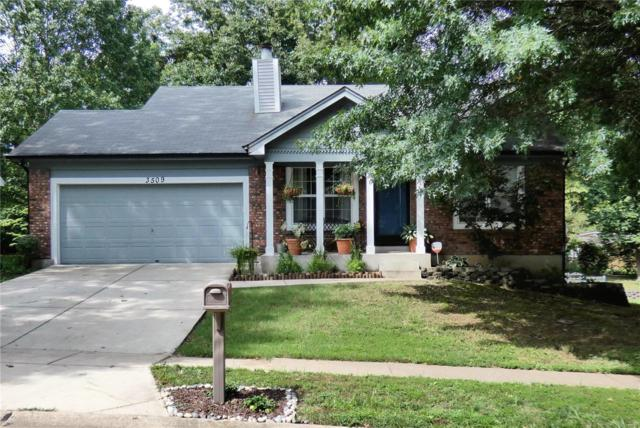 3509 Crystal Lawn Court, St Louis, MO 63129 (#18069871) :: Clarity Street Realty