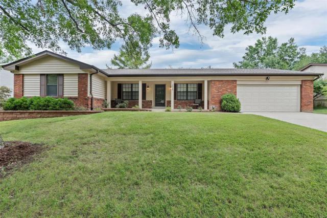 1515 Pheasant Ridge, Ellisville, MO 63011 (#18070145) :: PalmerHouse Properties LLC