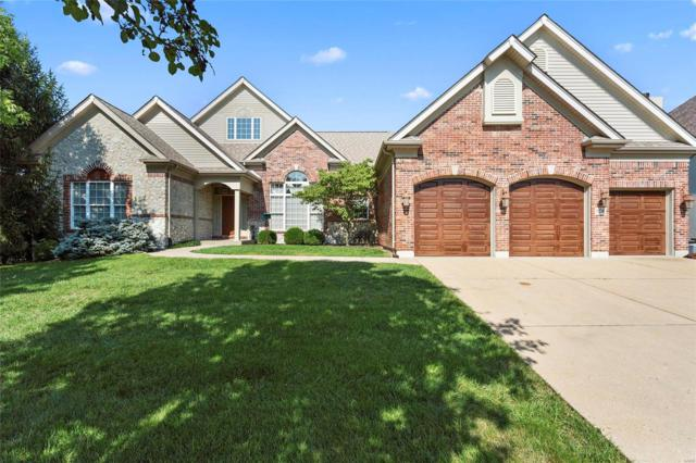 1106 Ridgeway Meadow Drive, Ellisville, MO 63021 (#18070157) :: PalmerHouse Properties LLC