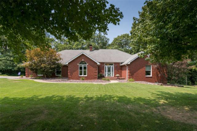 3809 Meadow Lane, Highland, IL 62249 (#18070410) :: St. Louis Finest Homes Realty Group