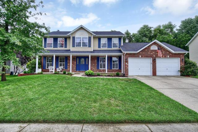 26 Sunset Chase, Troy, IL 62294 (#18070441) :: Fusion Realty, LLC