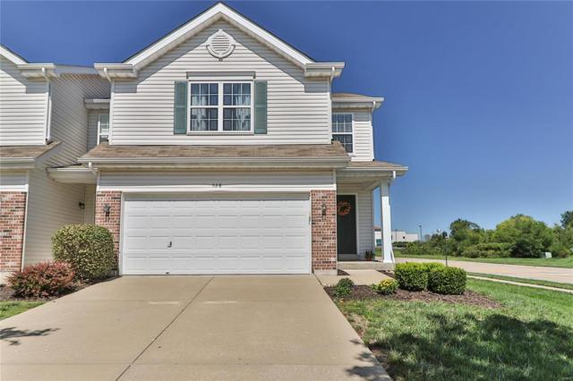 528 Flowering Magnolia Drive, O'Fallon, MO 63366 (#18070541) :: PalmerHouse Properties LLC