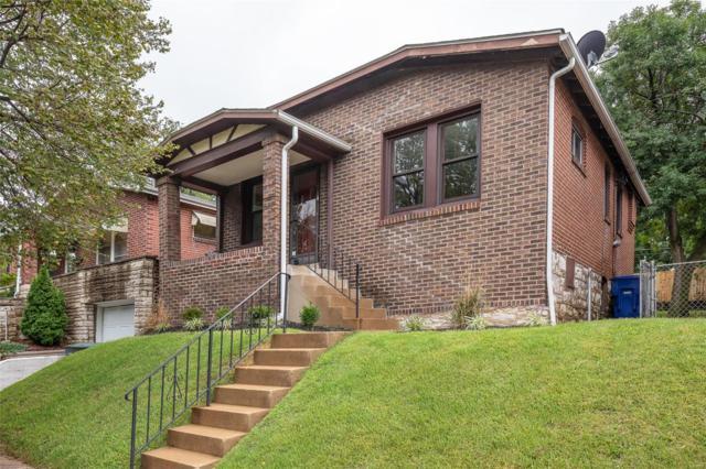 6028 Wanda Avenue, St Louis, MO 63116 (#18070559) :: PalmerHouse Properties LLC