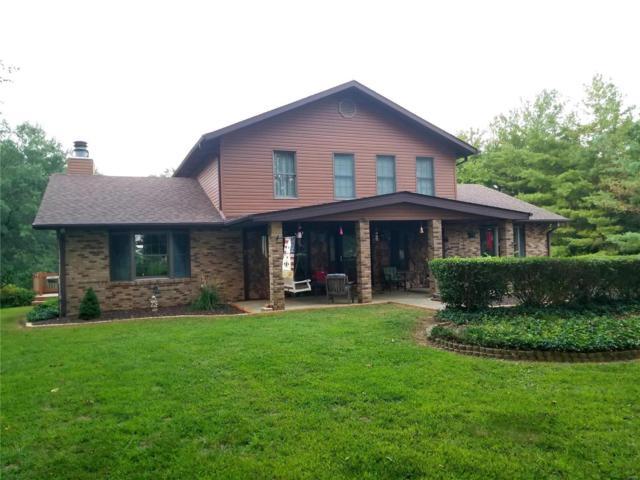 925 Oak Hill Street, TRENTON, IL 62293 (#18070565) :: Walker Real Estate Team