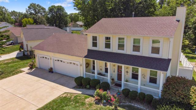 14 Highfield Court, Saint Charles, MO 63304 (#18070585) :: Clarity Street Realty