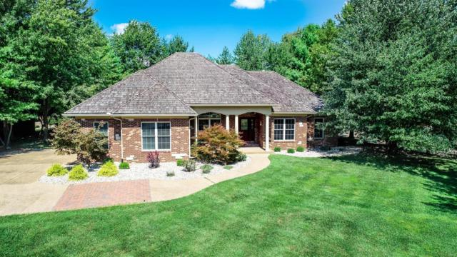 1203 S Oxfordshire, Edwardsville, IL 62025 (#18070616) :: Holden Realty Group - RE/MAX Preferred