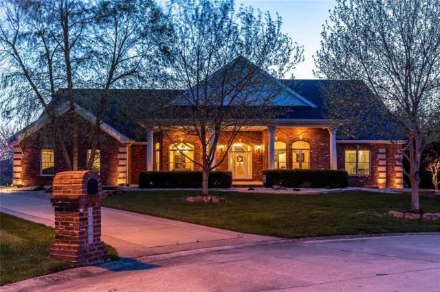 5422 Guinevere Court, Weldon Spring, MO 63304 (#18070754) :: PalmerHouse Properties LLC