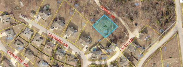 0 Lot 59 Lomax Drive, Saint Robert, MO 65584 (#18070841) :: Walker Real Estate Team