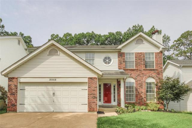 16568 Hunters Crossing Drive, Grover, MO 63040 (#18070911) :: Clarity Street Realty