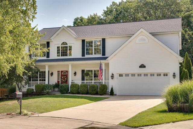 7218 S Ridgetop Court, Dardenne Prairie, MO 63368 (#18070942) :: RE/MAX Vision