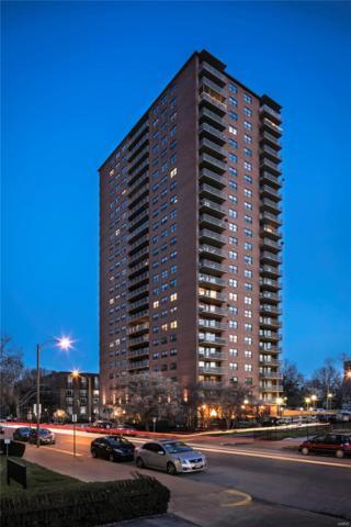4466 W West Pine Boulevard 2G, St Louis, MO 63108 (#18070971) :: RE/MAX Vision
