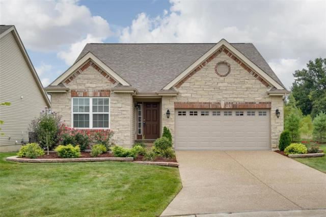 23 Flowering Magnolia Court 197B, O'Fallon, MO 63366 (#18070975) :: PalmerHouse Properties LLC