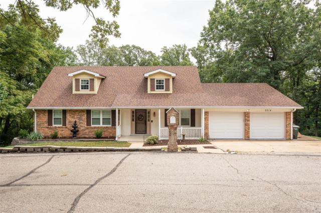 2014 Deer Run Court, Arnold, MO 63010 (#18070998) :: Holden Realty Group - RE/MAX Preferred
