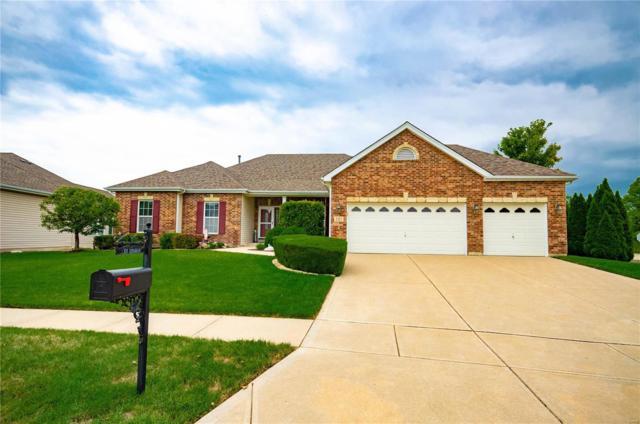 101 Riparian Drive, Dardenne Prairie, MO 63368 (#18071083) :: PalmerHouse Properties LLC