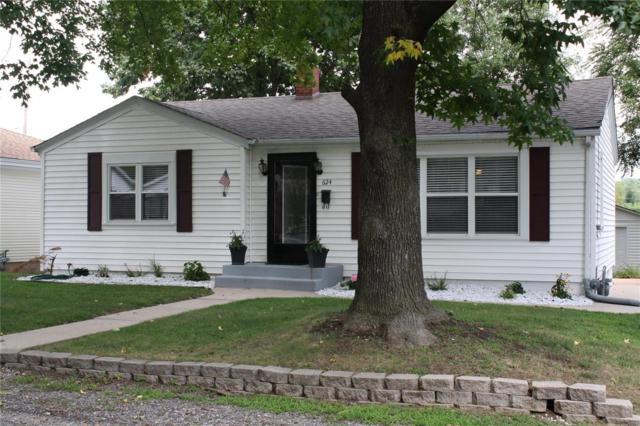 624 N Briegel, Columbia, IL 62236 (#18071229) :: Fusion Realty, LLC