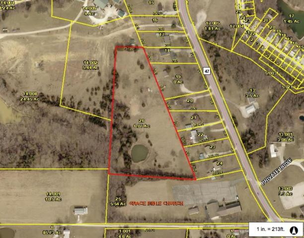 6 +/- Acres South Hwy 47, Warrenton, MO 63351 (#18071324) :: Clarity Street Realty