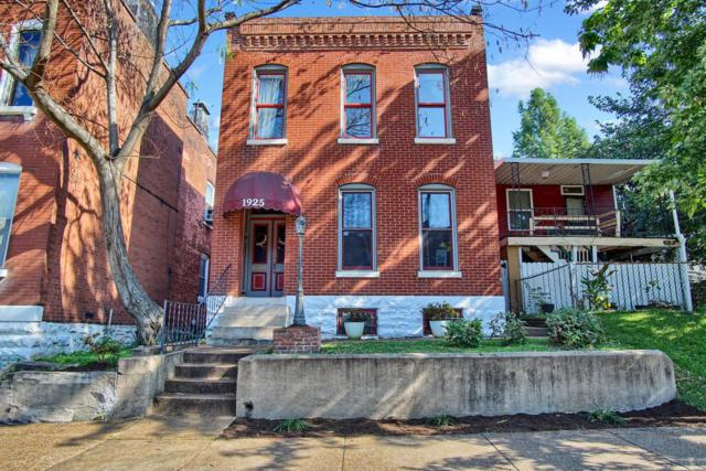 1925 Wyoming, St Louis, MO 63118 (#18071680) :: PalmerHouse Properties LLC