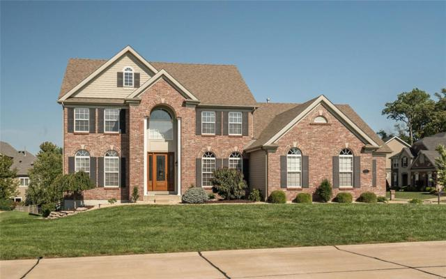 3 Collar Court, Sunset Hills, MO 63127 (#18071797) :: St. Louis Finest Homes Realty Group