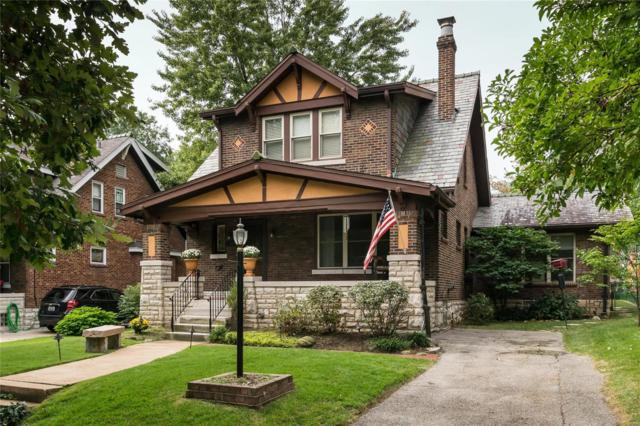 3828 Federer, St Louis, MO 63116 (#18071844) :: Clarity Street Realty