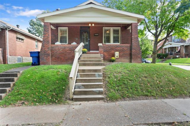 4401 Rosa Avenue, St Louis, MO 63116 (#18071899) :: Clarity Street Realty