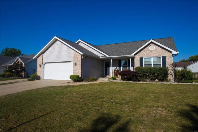 9 Meadowbrooke Drive, Troy, IL 62294 (#18071999) :: Fusion Realty, LLC